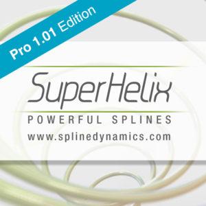 SuperHelix Pro logo