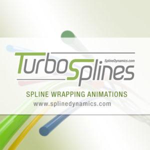 TurboSplines 3dsmax plugin