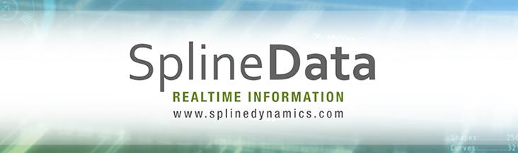 Spline Data 3dsmax script - banner