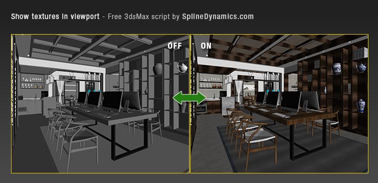 Free 3dsMax Scripts & Plugins | Spline Dynamics
