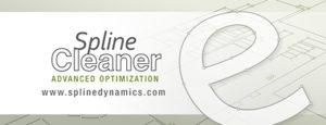 Spline Cleaner 3dsmax plugin