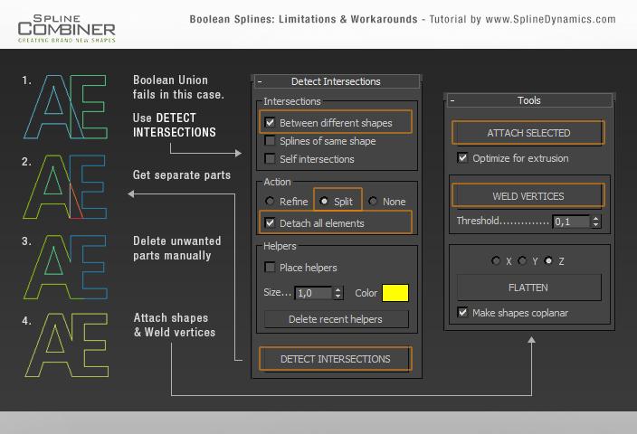 Spline Dynamics   3ds Max plugins by Hernan Rodenstein
